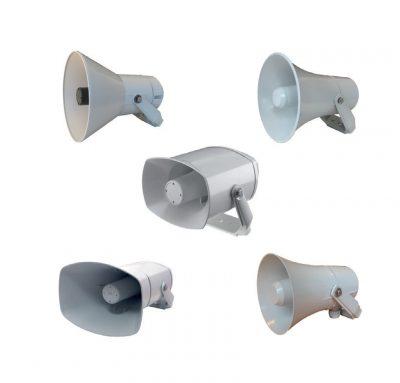 Äänihälyttimet - Teollisuus